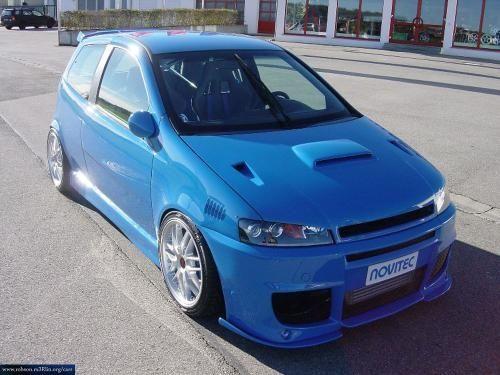Fiat Punto 18 HGT Racing | Fiat | Fiat, Cars, Luxury cars
