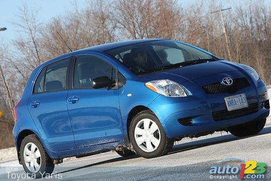 I Just Purchased A 2007 Toyota Yaris At York Automotive In