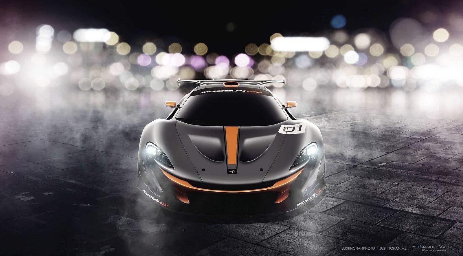 2016 McLaren P1 GTR Wallpaper Wallpaper