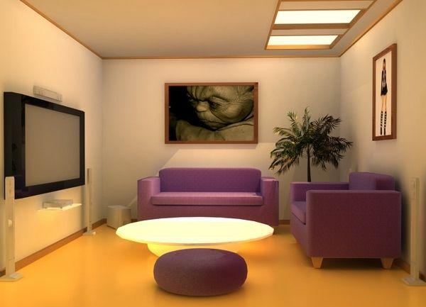 20 kleine Wohnzimmer Ideen Unbedingt kaufen Pinterest - kleine wohnzimmer
