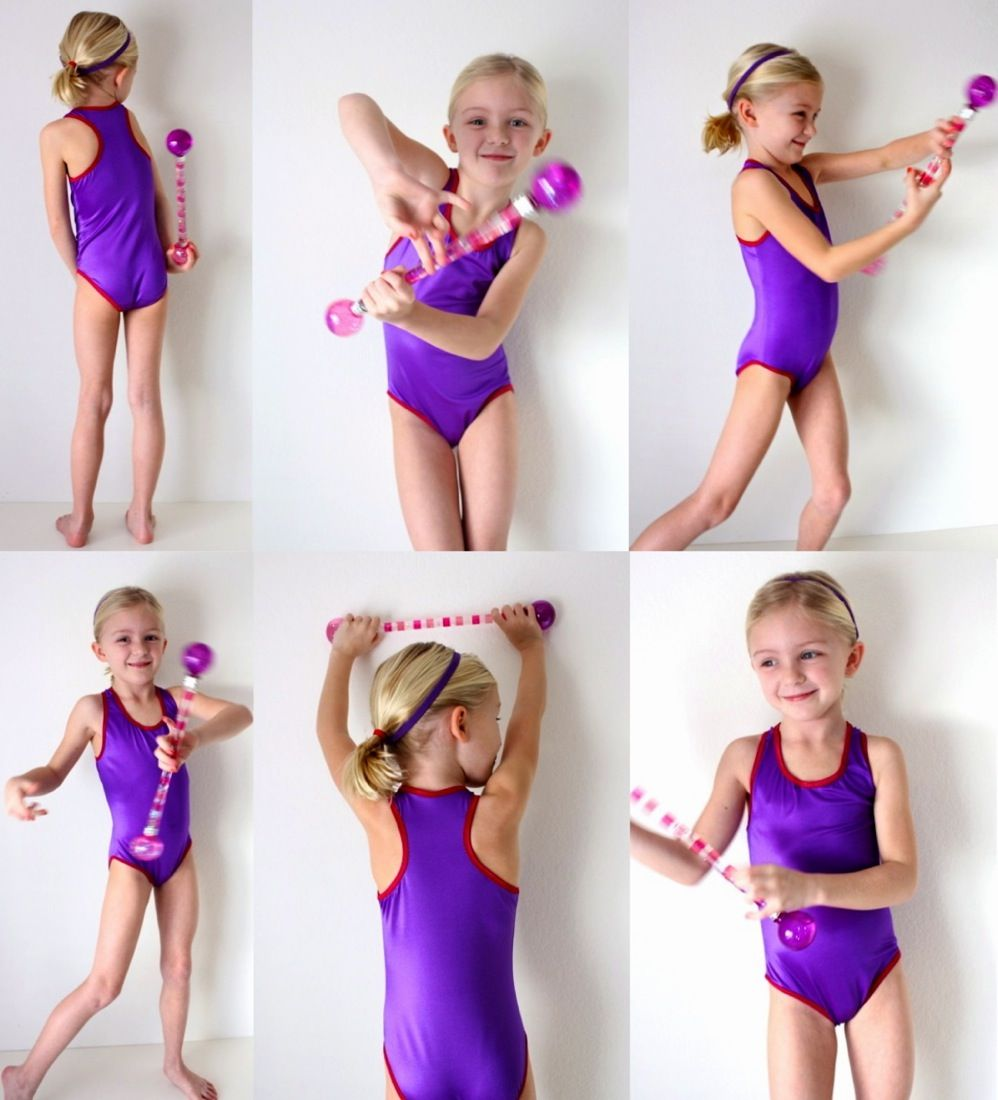 Leotard - Sewing with spandex for the little gymnast | MADE | Gift ...