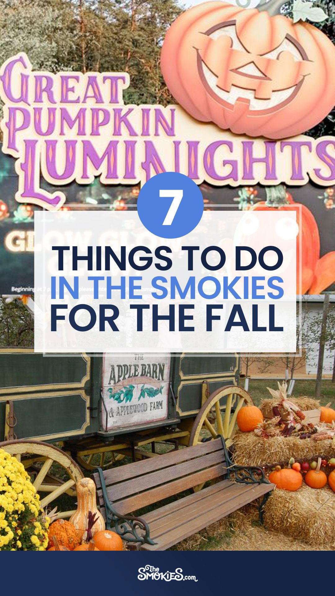7 Things To Do For Fall In The Smokies In 2020 Things To Do Smokies Fall Apples