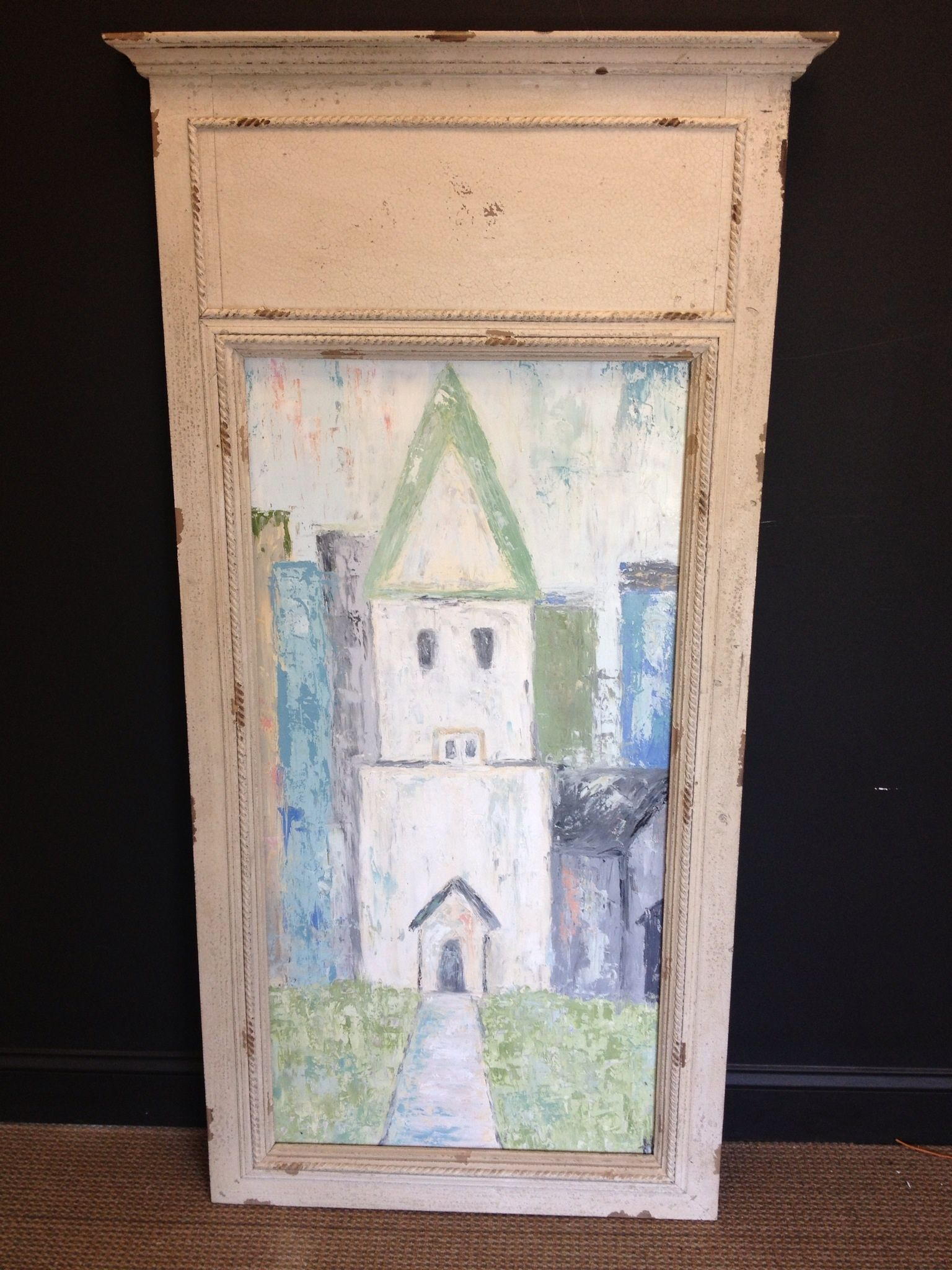 Come and pick out a one of kind piece by our very own Hannah Clayton :) OR talk to her about a custom painting