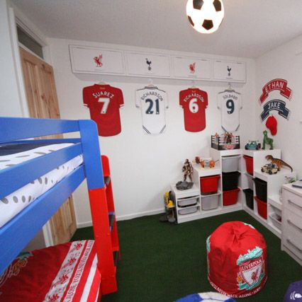 Nathan Wished For His Room To Be Transformed To Represent