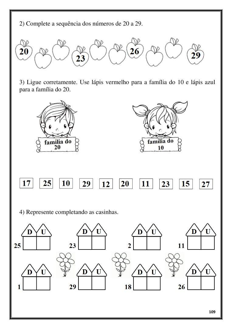 Apostila De Matematica Atividades Portfolio Educacao
