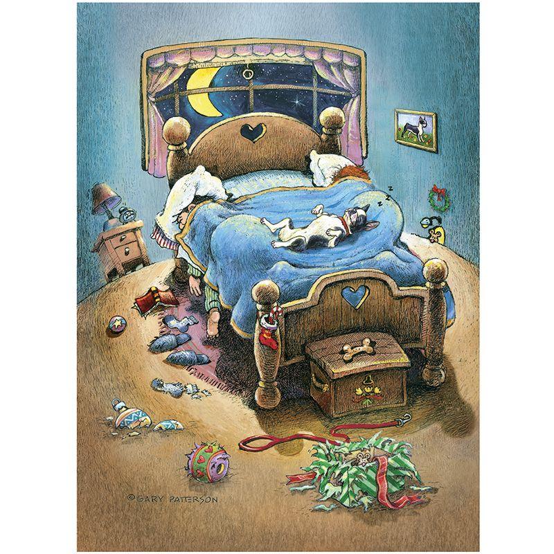 christmas boston terrier cards | Boston Terrier Christmas Cards ...