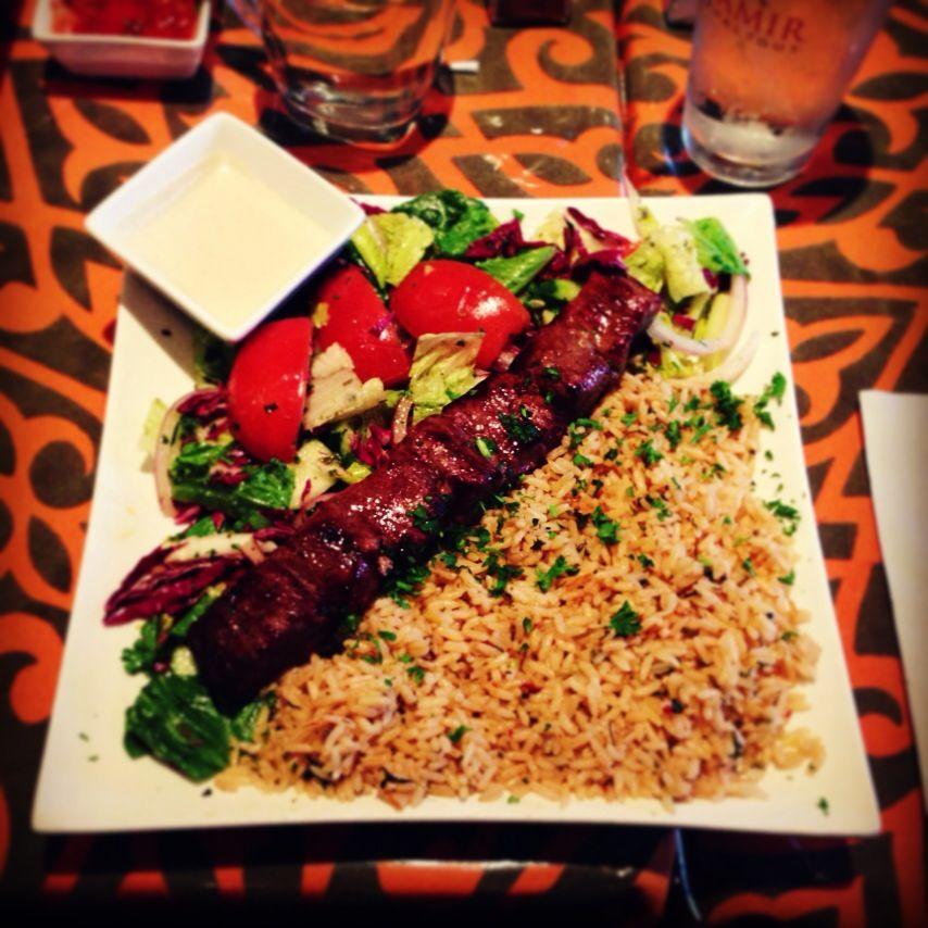 Chef Samir Shaltout In Greensboro Nc Egyptian Food Egyptian Food Restaurant Recipes Food