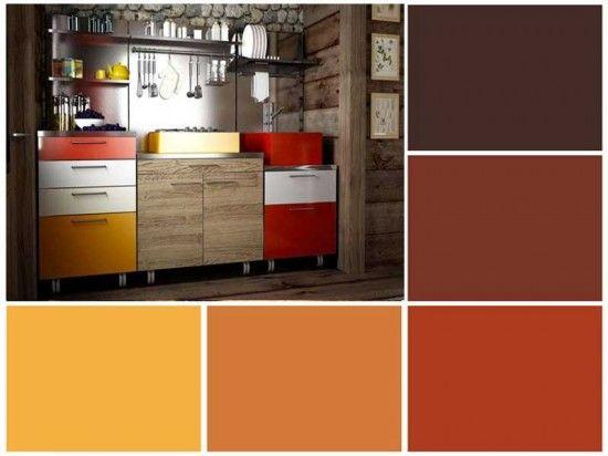 Fachadas de casas colores calidos buscar con google for Paletas de colores para pintar casas