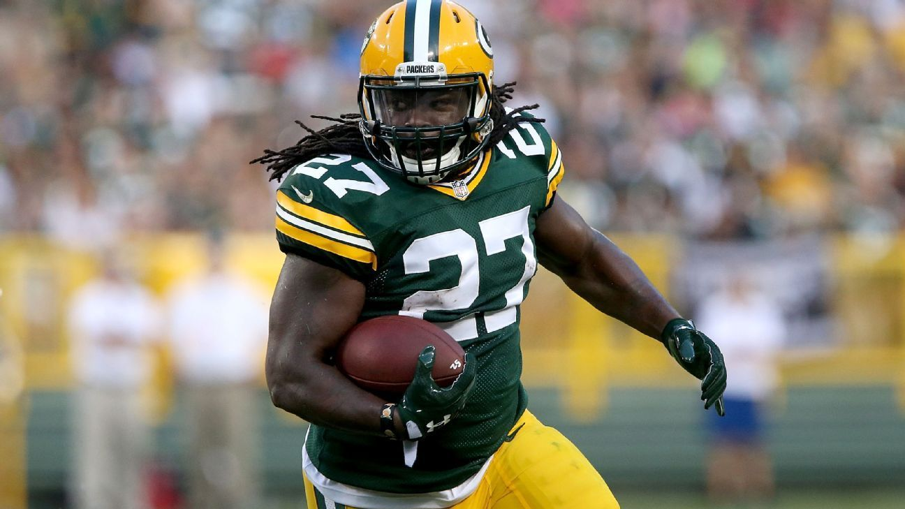 Source Rb Lacy Needs Surgery To Be Put On Ir Sport Inewsphoto Eddie Lacy Packers Packers Football
