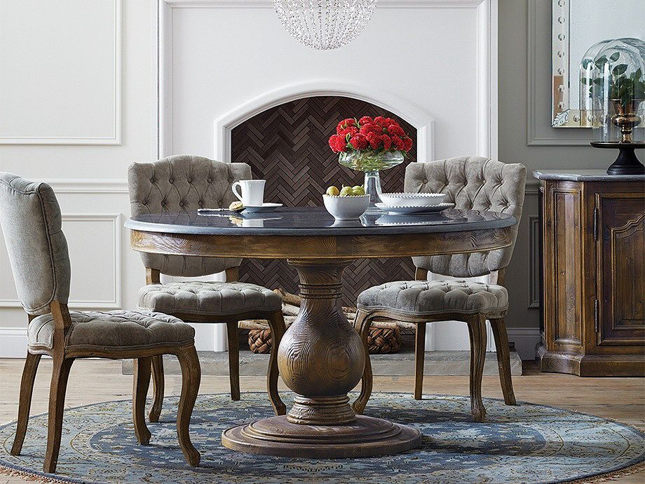 Luca Dining Table Arhaus Furniture Dining Room Furnishings Dining Table Dining Room Table