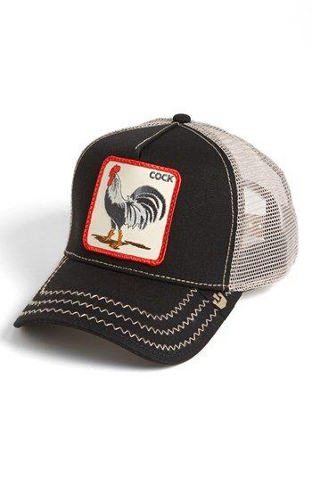 54afcdff9f444 Goorin Brothers  Animal Farm - Rooster  Trucker Hat