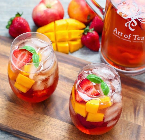 Sangria Recipes, Tea Recipes