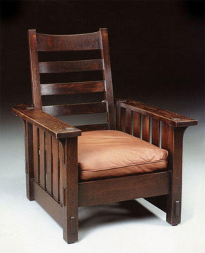 Gustav Stickley The American Arts Crafts Movement