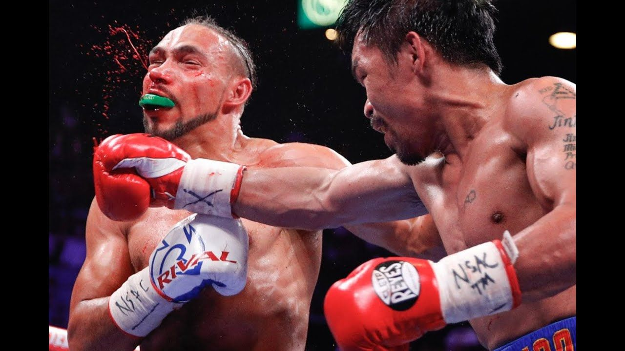 Manny Pacquiao vs Keith Thurman Full Fight Highlights