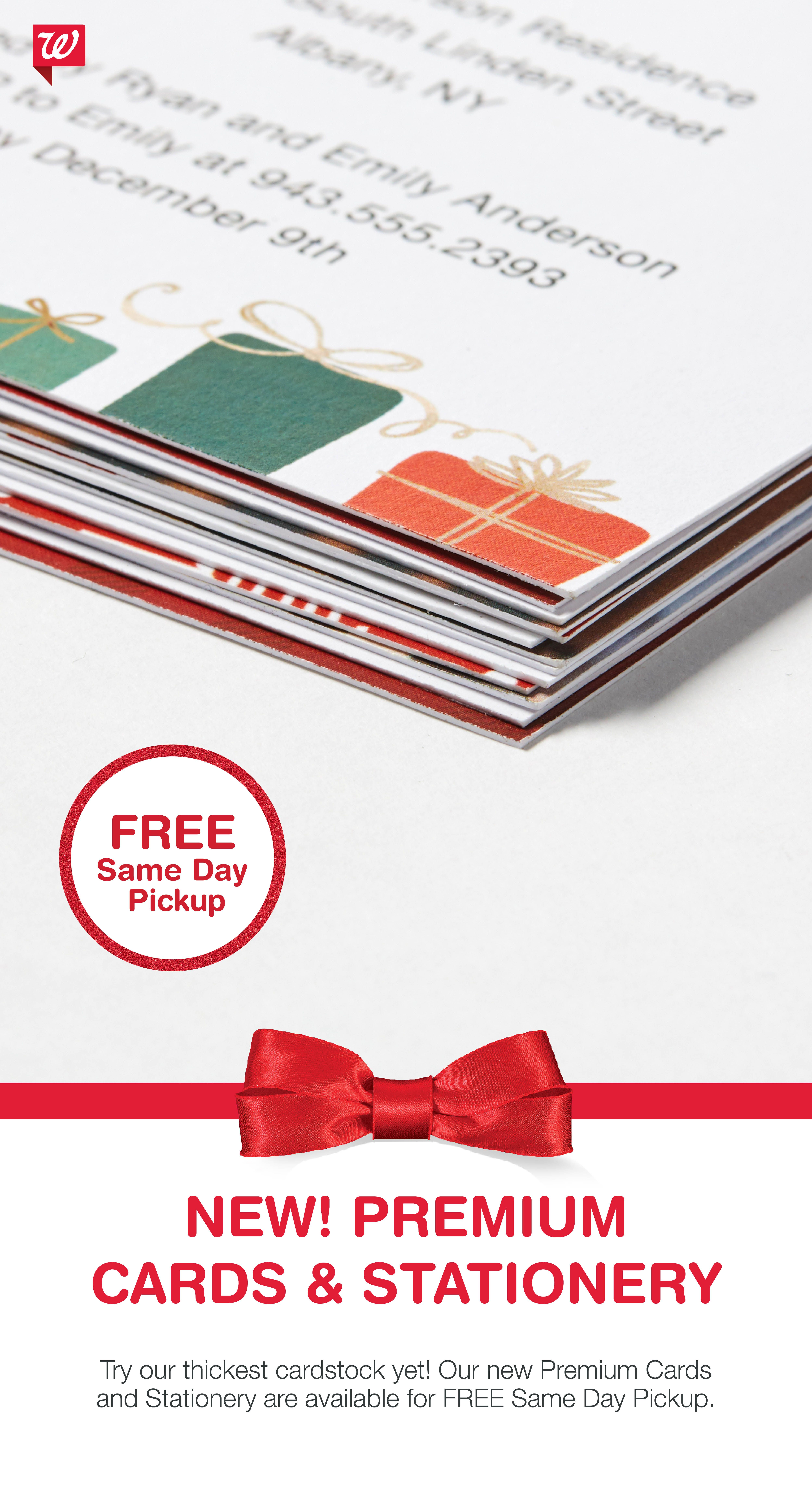 Send seasons greetings on our best cardstock yet our new premium send seasons greetings on our best cardstock yet our new premium cards and stationery offers kristyandbryce Image collections