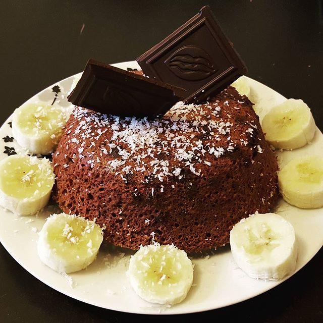 Bevorzugt Bowl cake protéiné de Sissy Mua 🍫 👊 | Proteine, Recette proteine  IN91