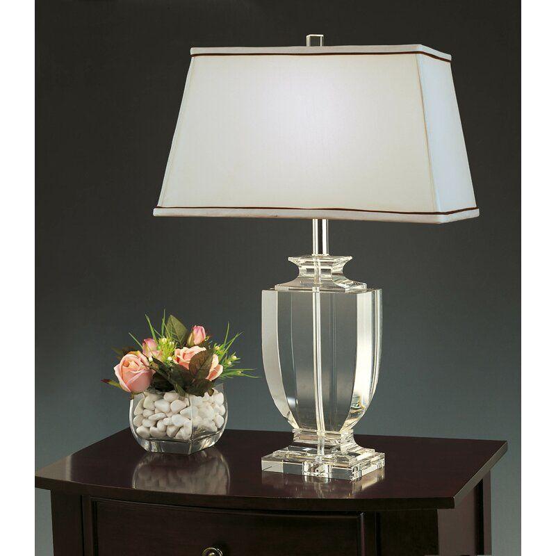 Alcott Hill Nance 26 Table Lamp Wayfair Table Lamp Lamp Table Lamp Sets