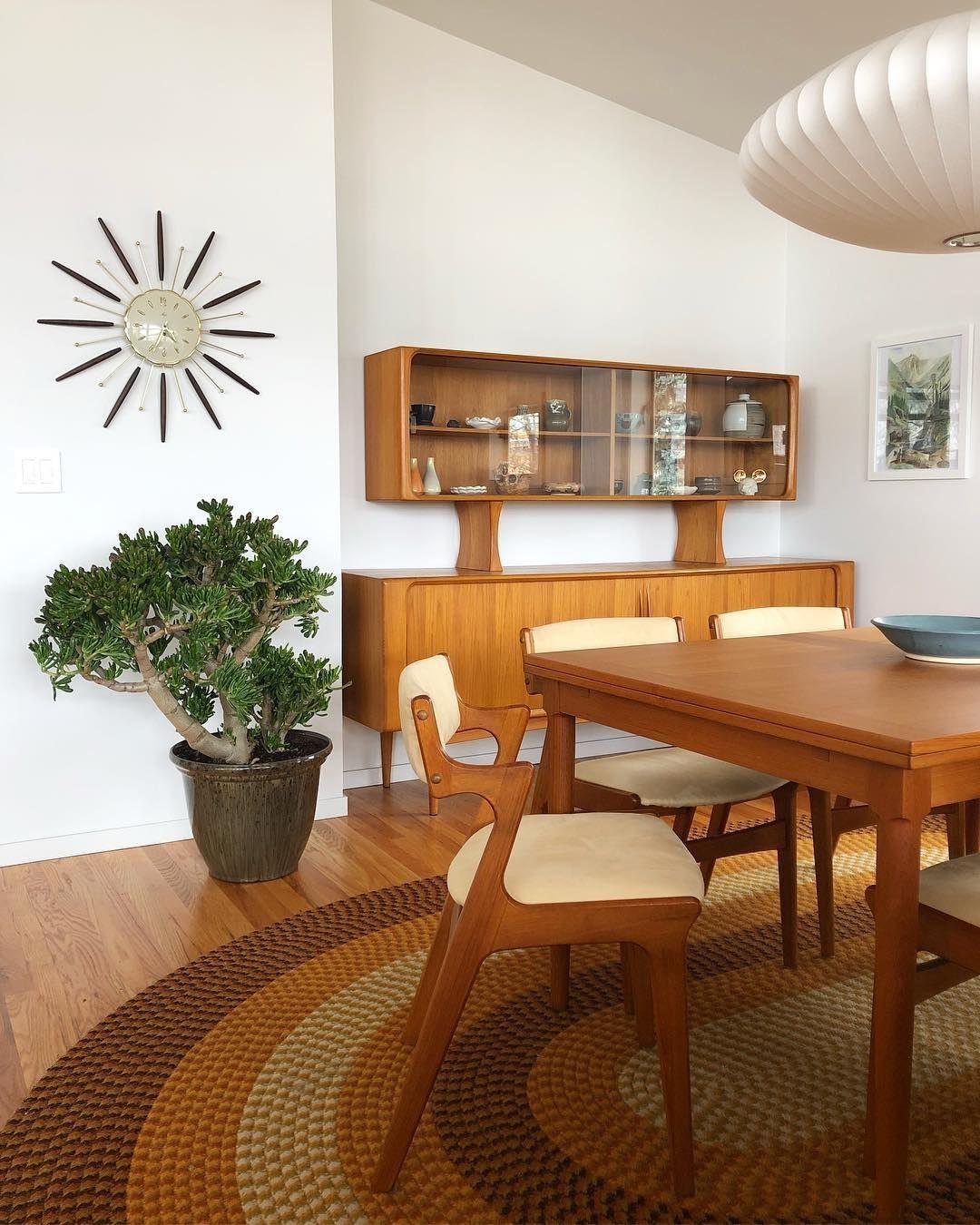 41 Beautiful Mid Century Home Decor Ideas | Mid century ...