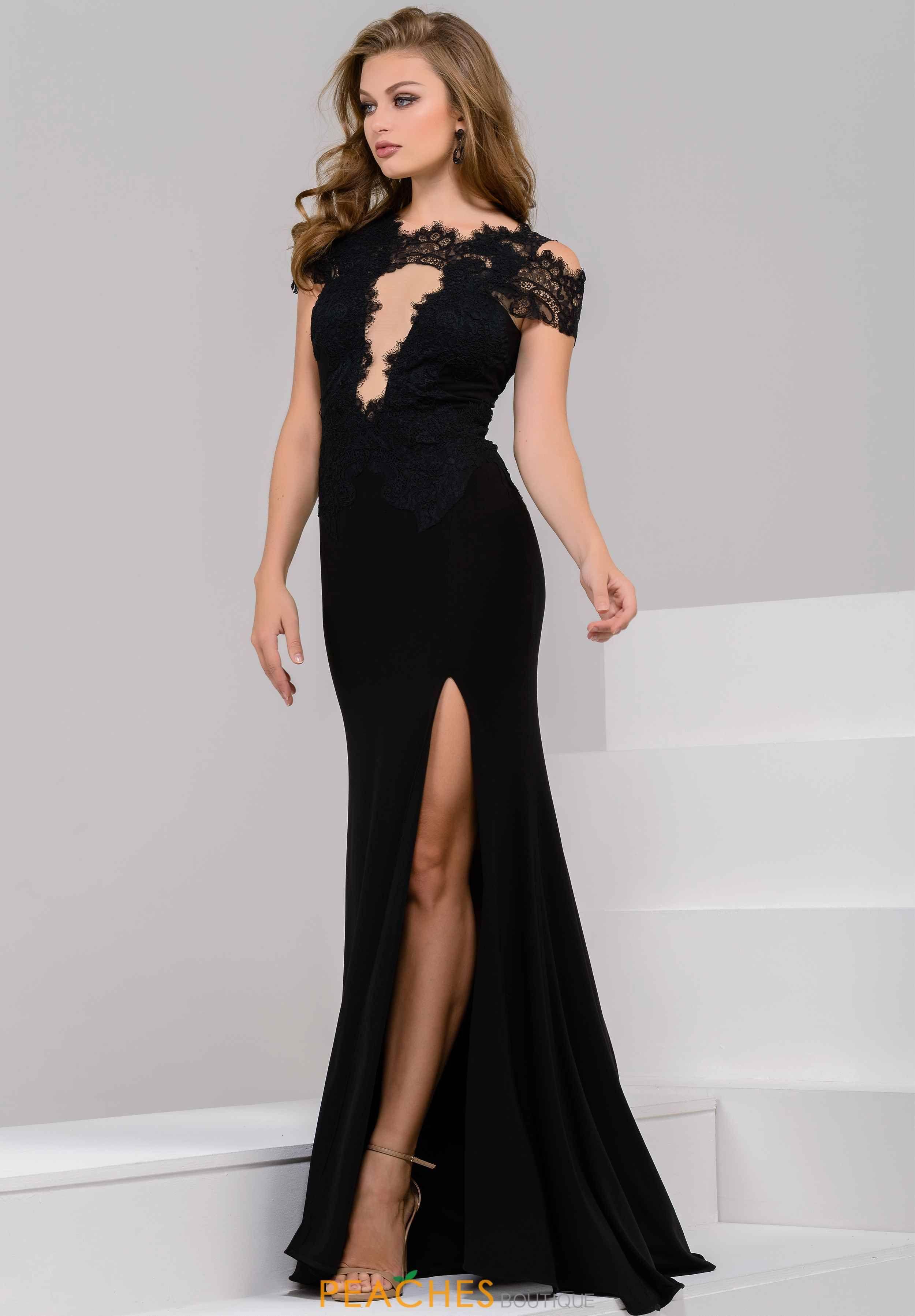 b44ab6cdda JVN by Jovani Long Fitted Dress JVN43013
