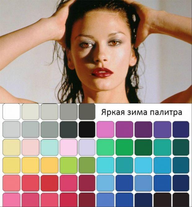 Как правильно определить свой цветотип и какой цвет одежды ...