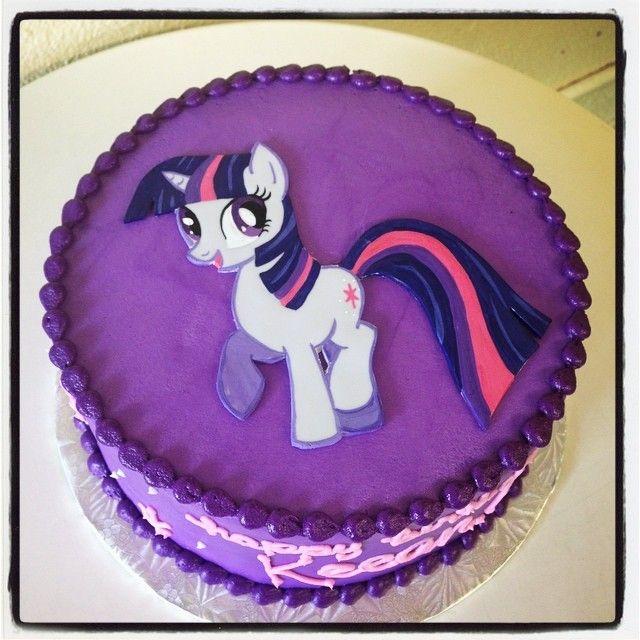 Twilight Sparkle Cake By Stuffed Cakes StuffedCakes Custom