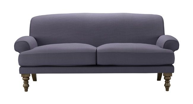 Saturday sofa in charcoal