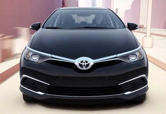 2018 toyota corolla price and release date. Black Bedroom Furniture Sets. Home Design Ideas