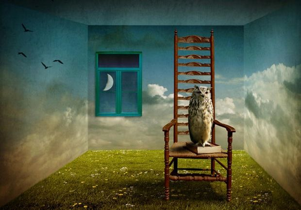 Cosmic Girls Wallpape 30 Examples Of Crazy Surreal Photo Manipulations
