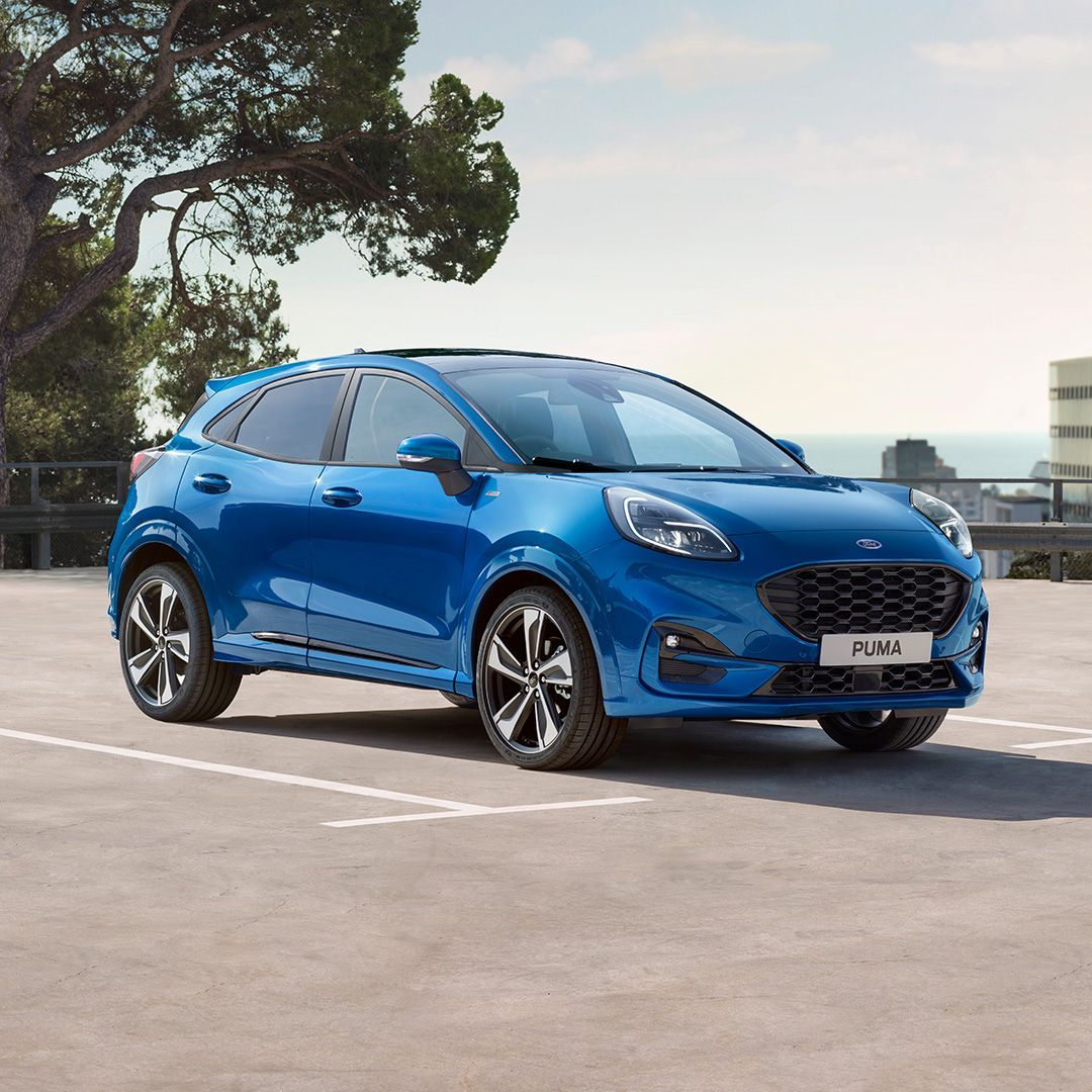 New Puma In 2020 Ford Puma Sporty Suv Ford 2020
