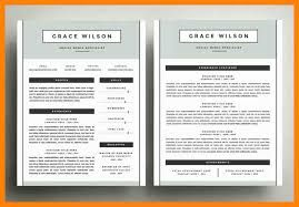 Two Page Resume Sample Image Result For Format Of Two Page Resume  Naruto  Pinterest