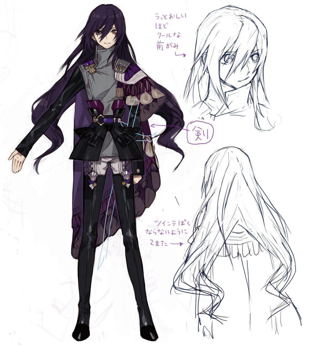 Bgaemwacyaivi7e Jpg Large 1023 1129 Anime Character Design Character Illustration Character Graphic