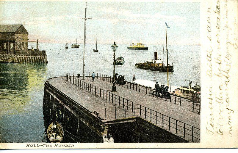 Hull - The Humber