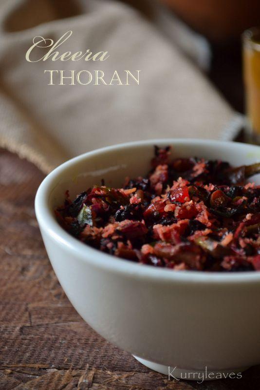 Cheera thoran kurryleaves kerala food pinterest kerala cheera thoran kurryleaves forumfinder Choice Image