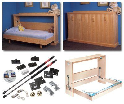 Hardware Kit For Side Mount Murphy Bed Murphy Bed Hardware Bed