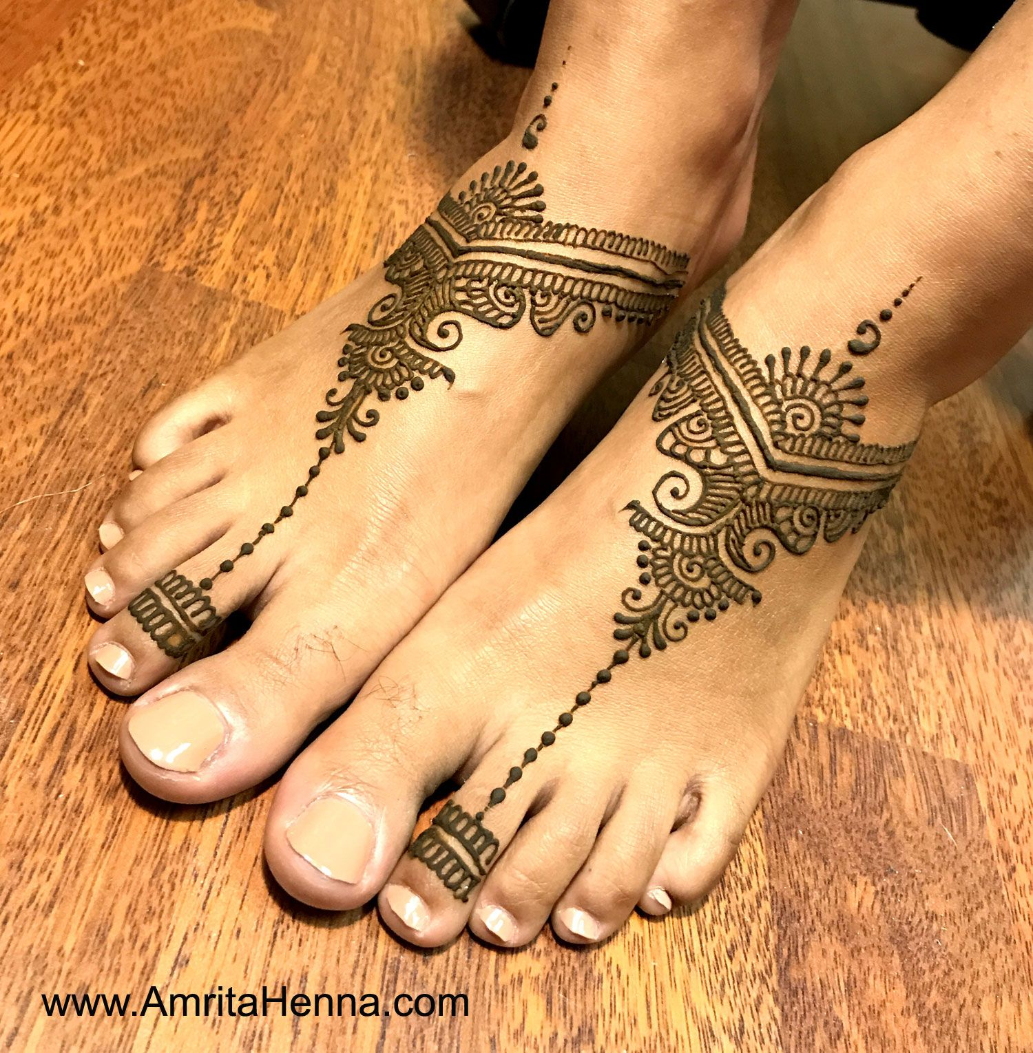 Top 10 Easy Feet Henna Designs 10 Best Simple And Quick Feet