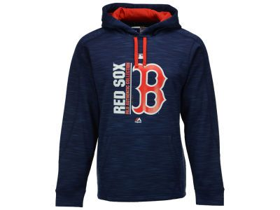 more photos 70e50 35d1a Boston Red Sox Majestic MLB Men's On-Field Icon Hoodie | MLB ...