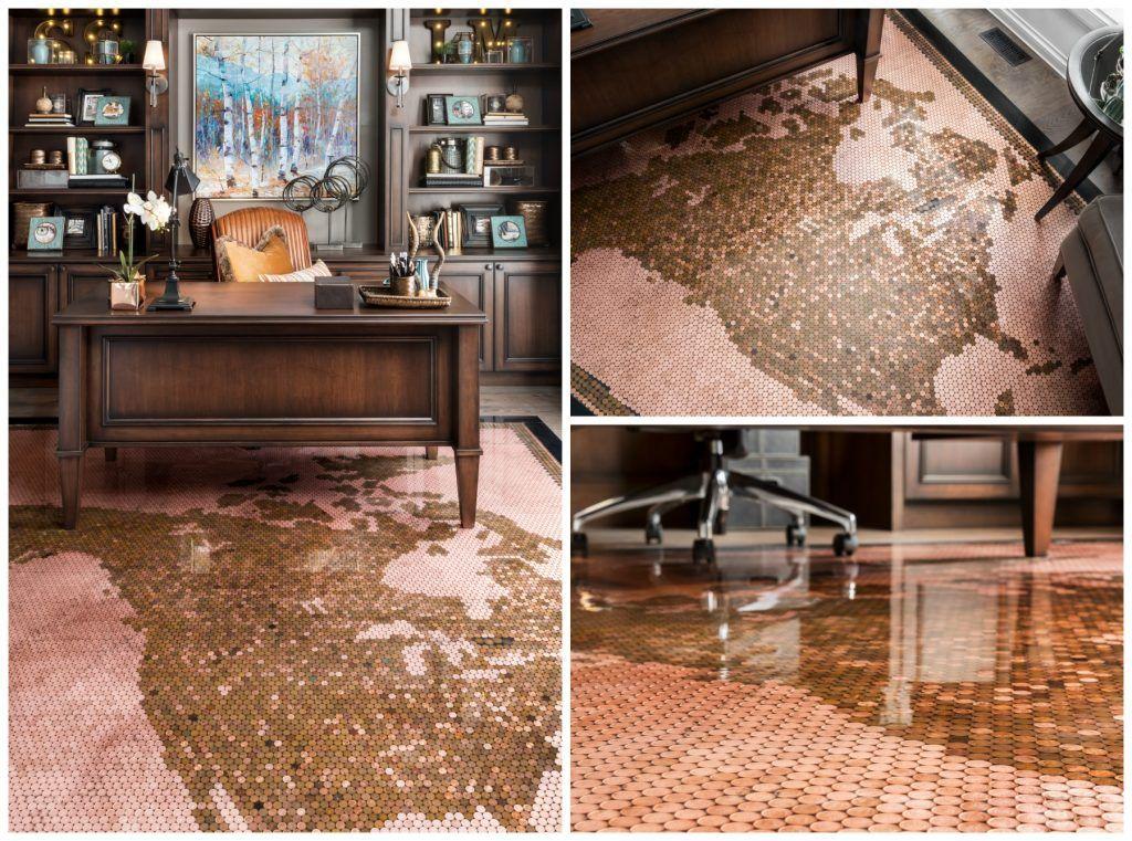 Scott Mcgillivray S Penny Floor