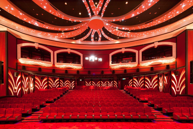 Galaxy Cineplex / Location: Macau / by AGC Design   Design