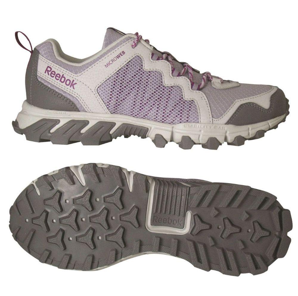 2e0be2b69d5fe0 Reebok Women s Trailgrip RS 4.0 Running Shoes Walking Trekking Shoes US  Size 6~9  Reebok  RunningCrossTraining