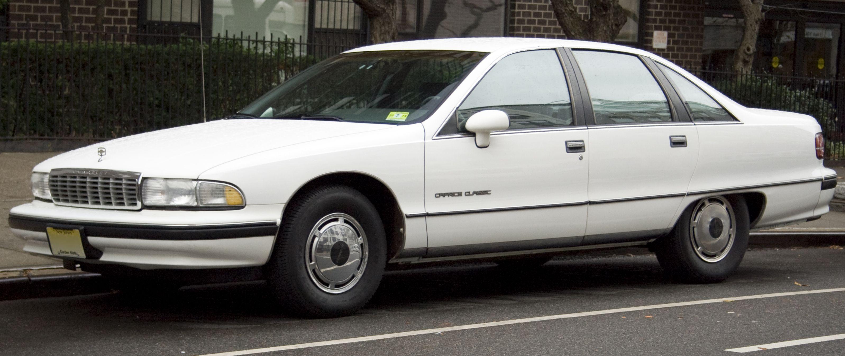 1991 Chevrolet Caprice Classic mrimpalasautoparts com | 1991