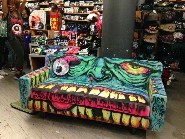 Zumiez couch