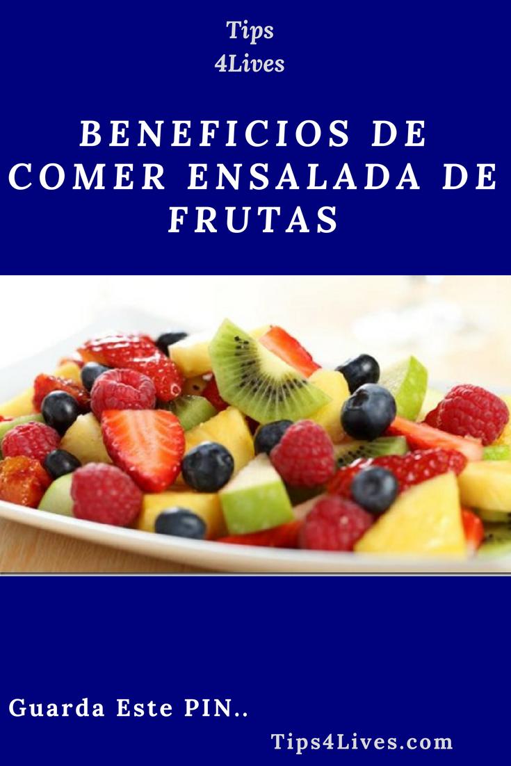 Frutas que no se deben comer en dieta