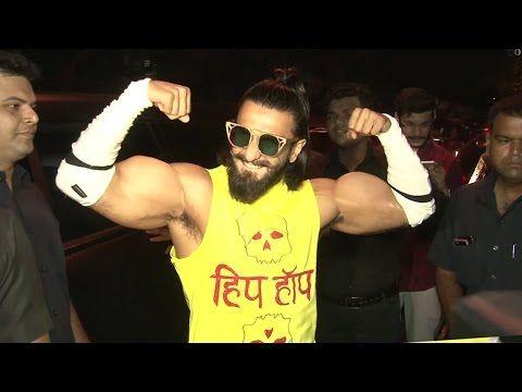 Ranveer Singh Shows Shocking Body Transformation For Girlfriend