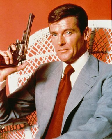 Roger Moore My Favorite James Bond Of All Time Roger Moore