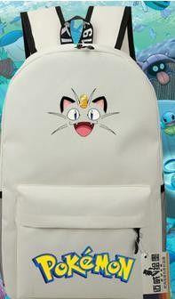 Pokemon Go Fire/Water/Grass Backpack