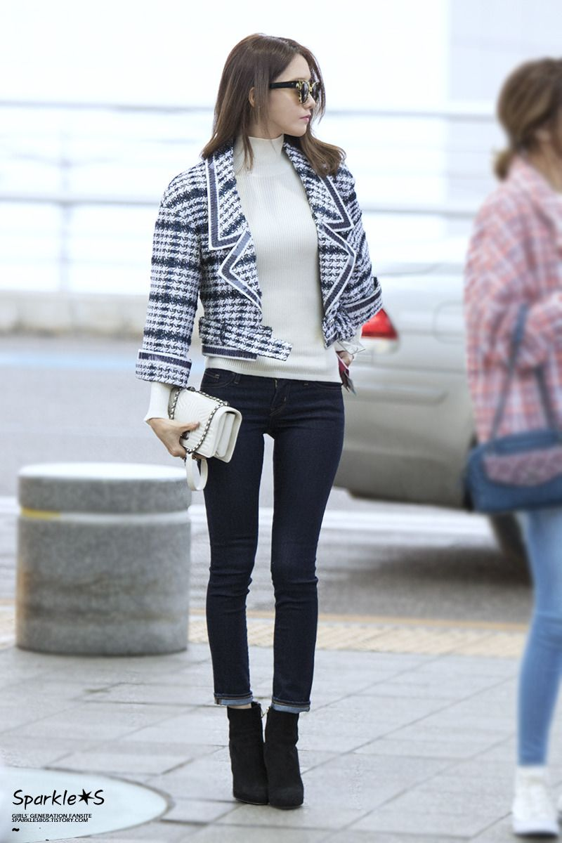 Yoona @ the airport
