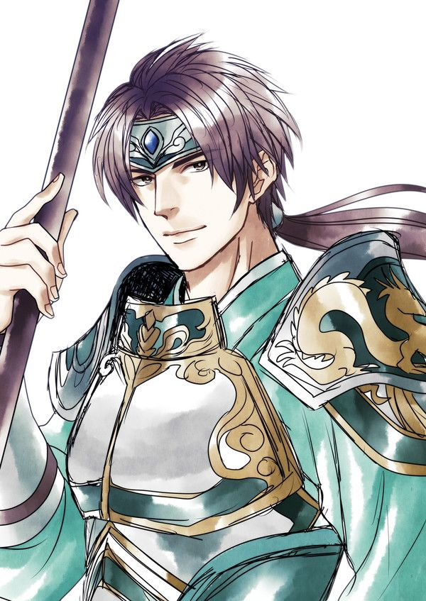 Zhao yun (With images) Dynasty warriors, Samurai warrior