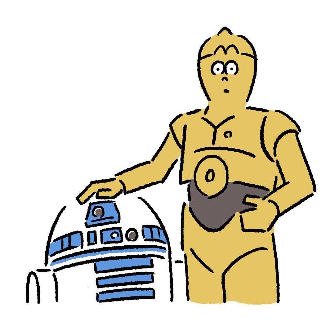 C 3po R2 D2 C3po R2d2 Starwars Maytheforcebewithyou