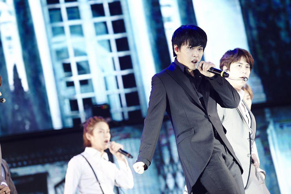 """SMTOWNNOW 10/2/2015 -------- SUPER JUNIOR WORLD TOUR """"SUPER SHOW6"""" in SHANGHAI."""