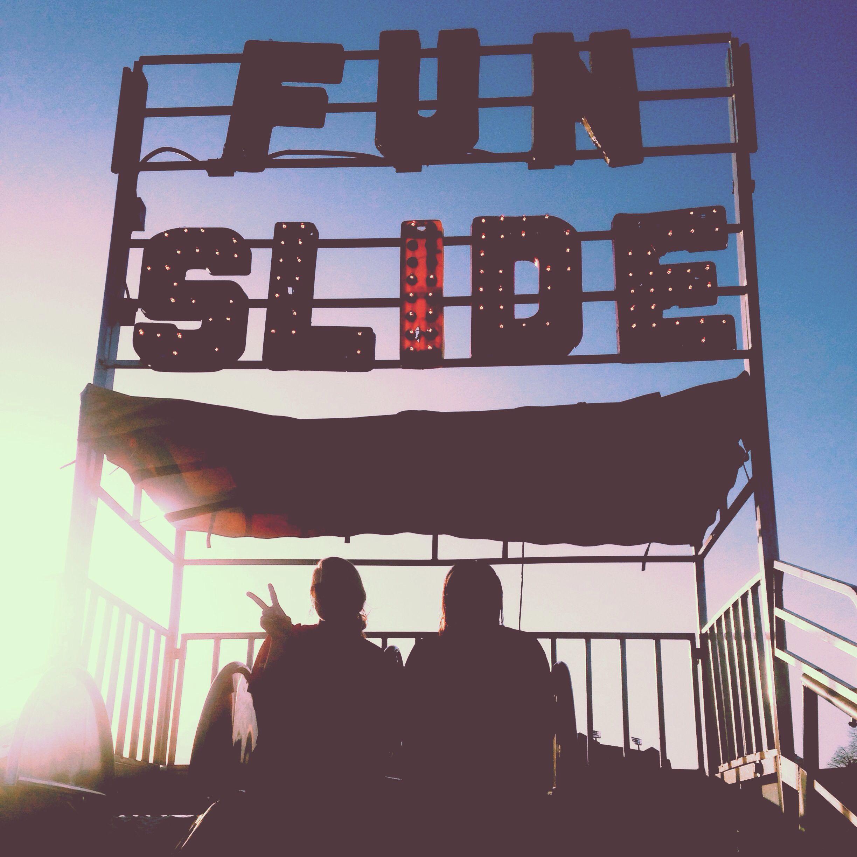 Fun Slide at carnival